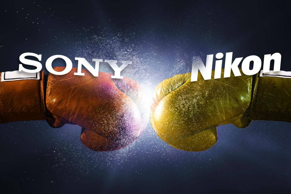 Battle of the Brands: Nikon vs. Sony