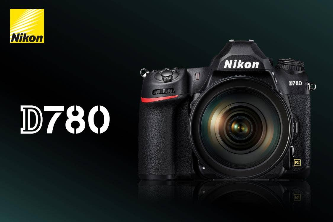 Nikon Announces the D780