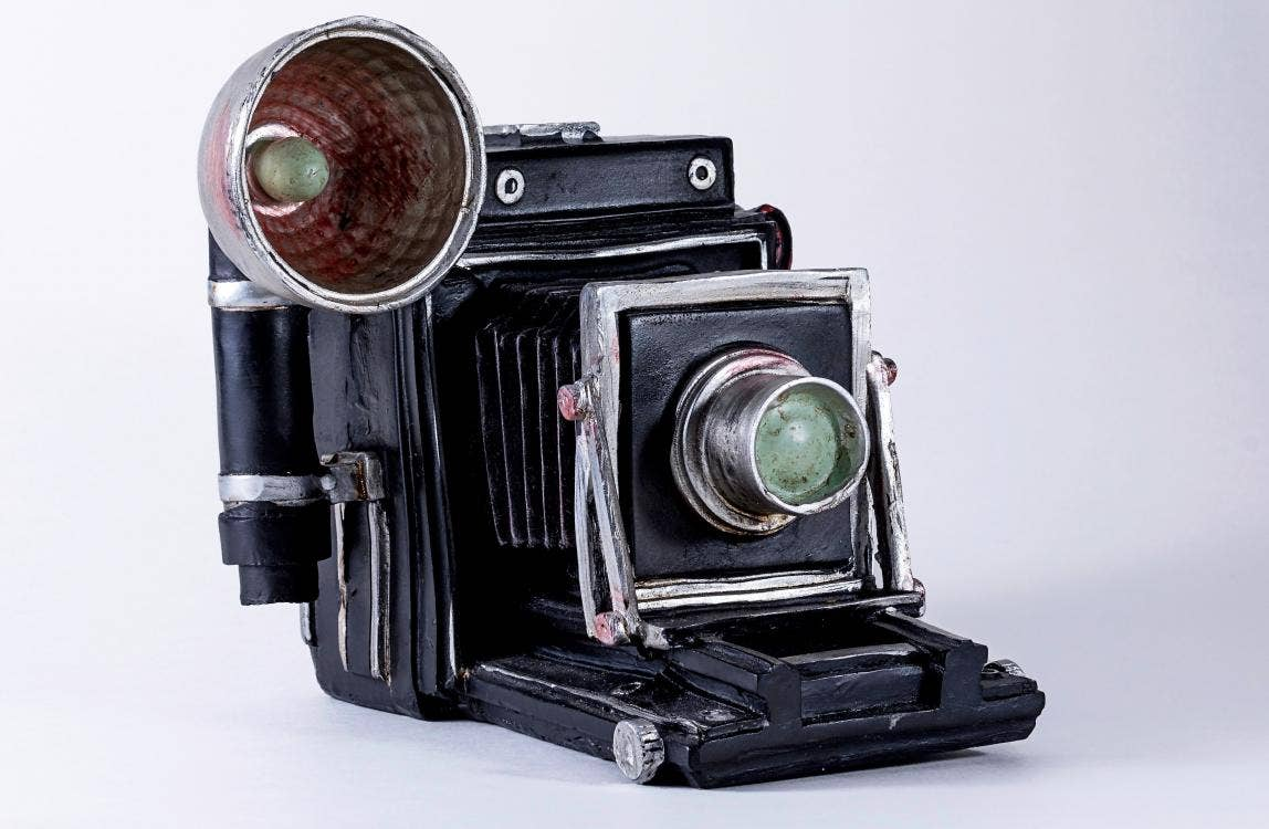 History of the Modern Camera - Part 1