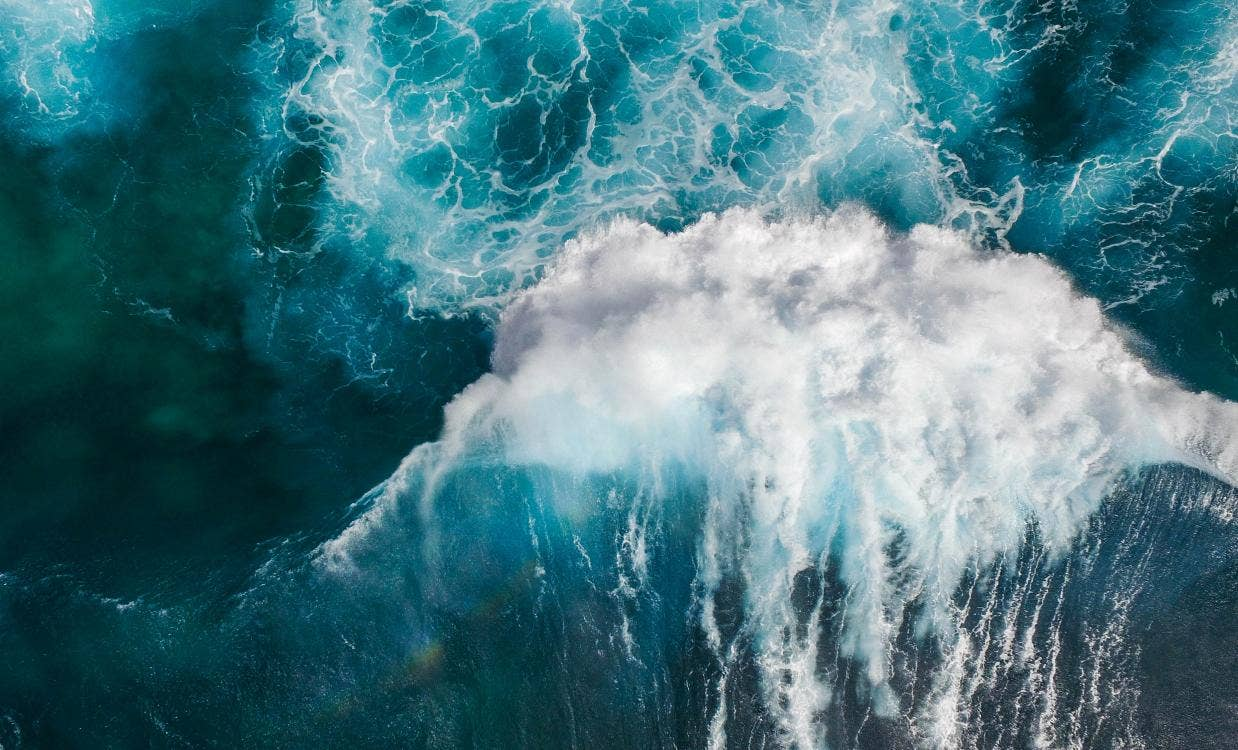 Photographing Water With Your Drone