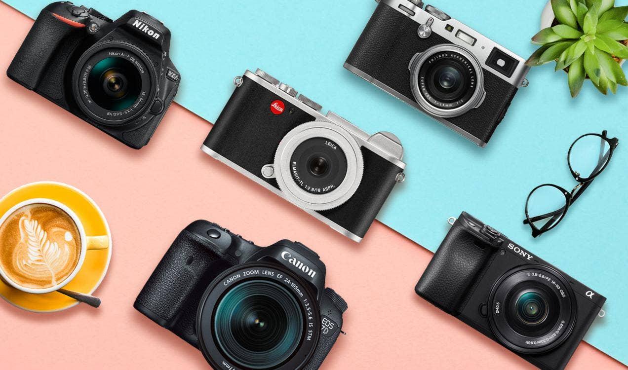 APS-C Camera Buyer's Guide