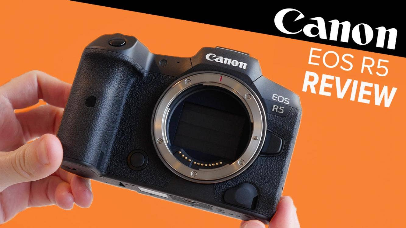 Canon EOS R5 Review
