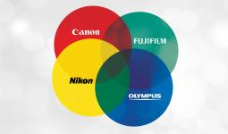 The Major Strengths of Each Camera Brand