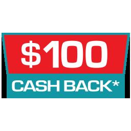Fujifilm $100 cashback