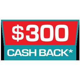 Fujifilm Cashback $300