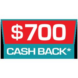 Fujifilm cashback $700