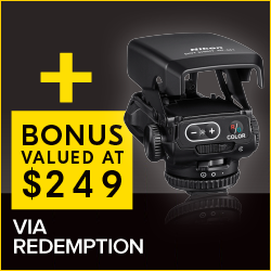 Precision Pack Via Redemption Valued $249