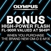 Olympus bonus flash