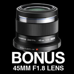 Olympus Bonus 45mm