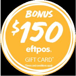 Sony $150 Eftpos Card