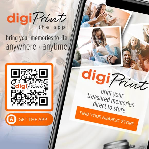 download the digiPrint app
