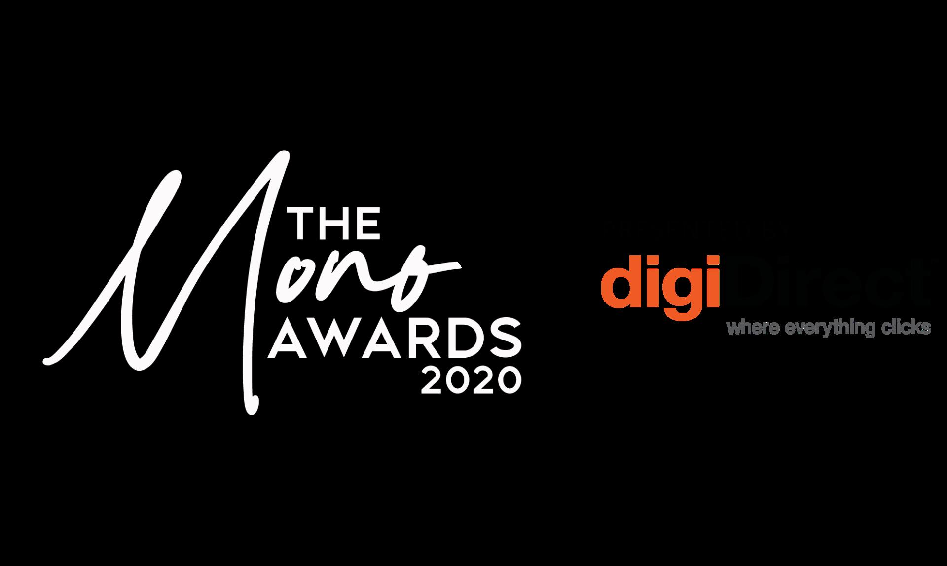 Mono Awards logo