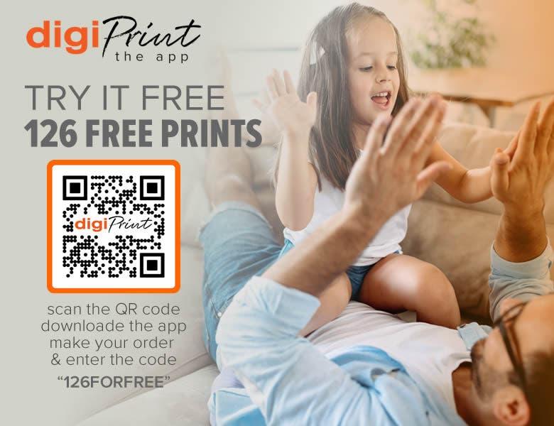 FREE Print offer